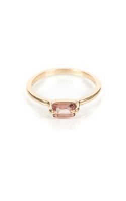 Elizabeth Street Fashion Ring ESR56-PEACH product image
