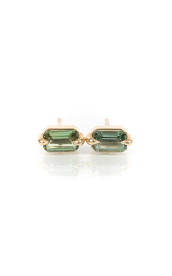 Elizabeth Street Earrings ESE24-LIGHT GREEN product image