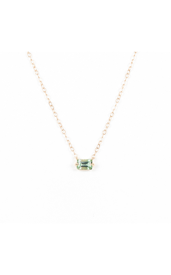 Elizabeth Street Necklace ESN29-GREEN product image