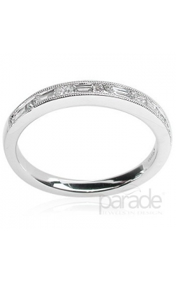 Parade Designs Diamond Wedding Bands  -  Women's BD0775-D:HW-WG product image