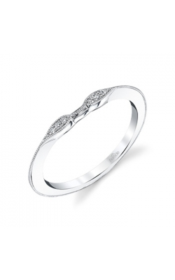 Parade Designs Diamond Wedding Bands  -  Women's R3976/R1-BD product image