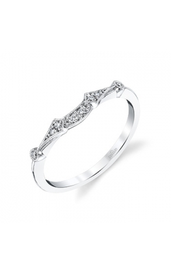 Parade Designs Diamond Wedding Bands  -  Women's R4502/R1-BD product image