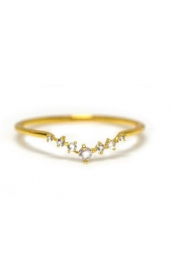 LA Kaiser Diamond Fashion Rings - Women's Fairy Dust Arc product image