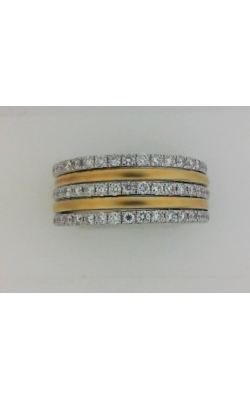 ANGOLO DIAMONDS, INC Diamond Fashion Rings - Women's 27R81940YWG product image