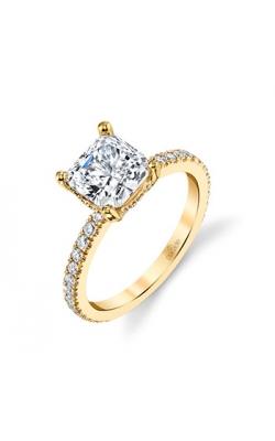 Parade Designs Diamond Semi-Mount Rings R3920/C1 product image