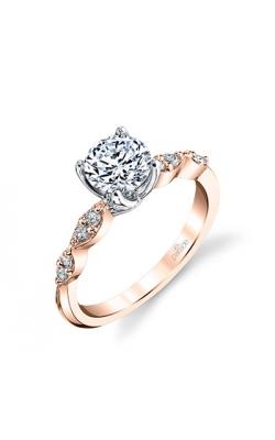 Parade Designs Diamond Semi-Mount Rings R3946/R2-RW product image