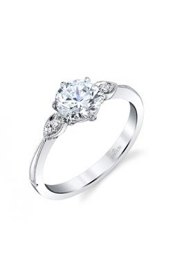 Parade Designs Diamond Semi-Mount Rings R4315/R3 product image