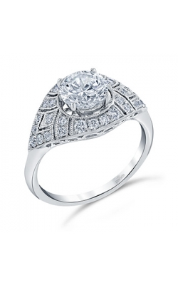 Parade Designs Diamond Semi-Mount Rings R4356/R1 product image