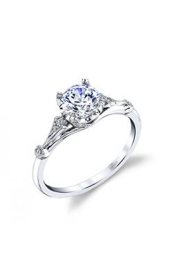 Parade Designs Diamond Semi-Mount Rings R4502/R1 product image