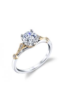 Parade Designs Diamond Semi-Mount Rings R4502/R1-WY product image