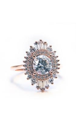 Parade Designs Diamond Semi-Mount Rings R4571/R1 product image
