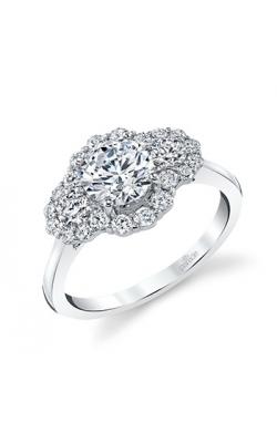 Parade Designs Diamond Semi-Mount Rings R4673/R1 product image