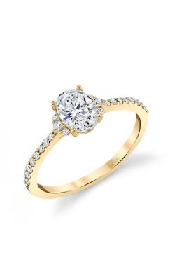 Parade Designs Diamond Semi-Mount Rings R4684/O1 product image