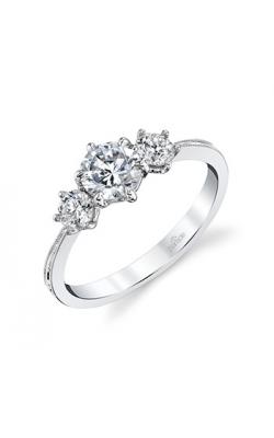 Parade Designs Diamond Semi-Mount Rings R4687/R1 product image