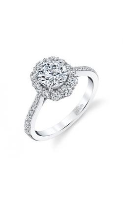 Parade Designs Diamond Semi-Mount Rings R4702/R1 product image