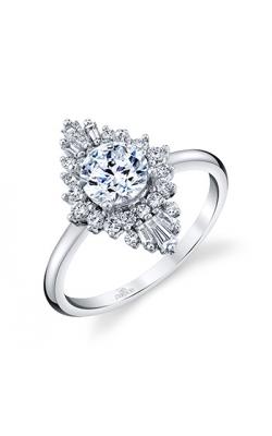 Parade Designs Diamond Semi-Mount Rings R4914/R1 product image