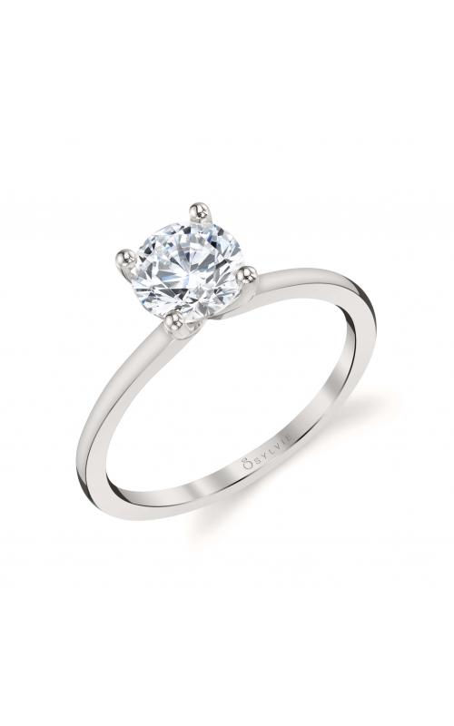 Sylvie/Spectrum Diamonds Diamond Semi-Mount Rings S1426-0004W10R product image