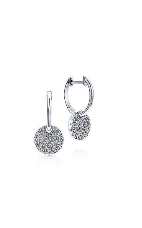 Gabriel & Co. Diamond Earrings EG12654W45JJ product image