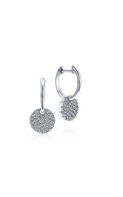 Gabriel & Co. Diamond Earrings EG12654W45JJ product image