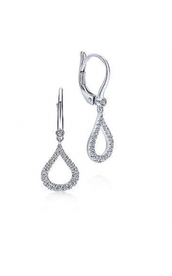 Gabriel & Co. Diamond Earrings EG12201W45JJ product image