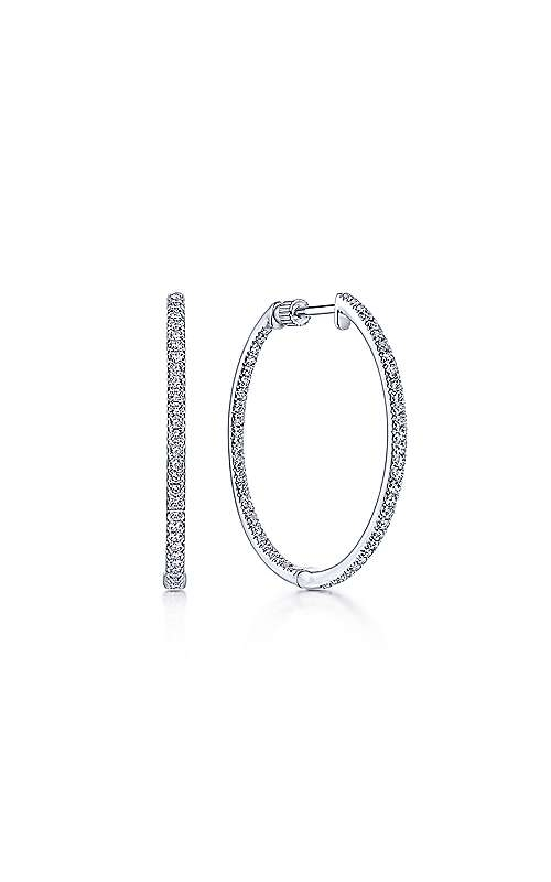 Gabriel & Co. Diamond Earrings EG10351W45JJ product image