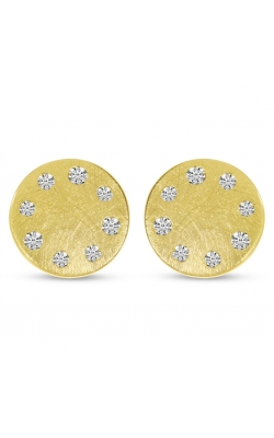 Brevani Diamond Earrings E10528 product image