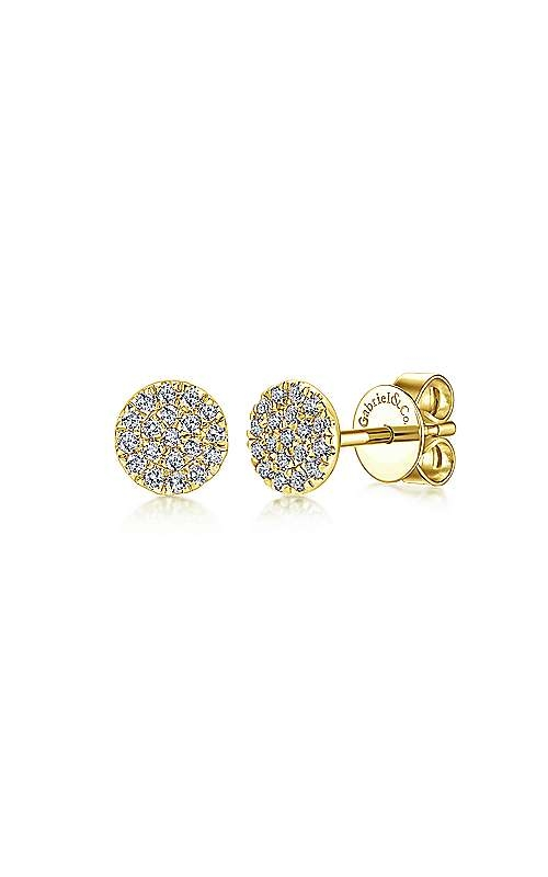 Gabriel & Co. Diamond Earrings EG12966Y45JJ product image