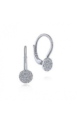 Gabriel & Co. Diamond Earrings EG13620W45JJ product image