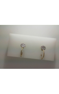 Gabriel & Co. Diamond Earrings EG13620Y45JJ product image