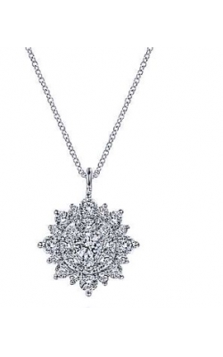 Gabriel & Co. Diamond Pendants NK6037W45JJ product image