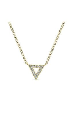 Gabriel & Co. Diamond Pendants NK5430Y45JJ product image