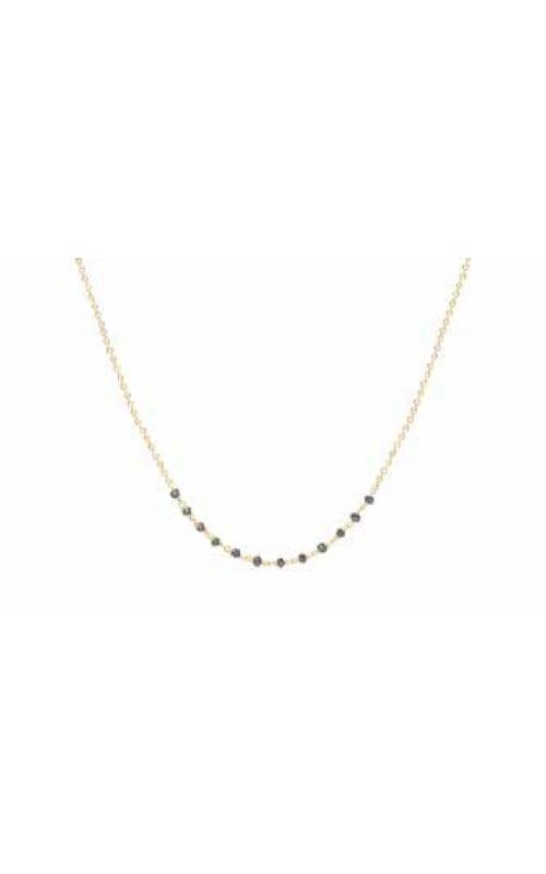 JENNIE KWON DESIGNS Diamond Pendants 30-100-14Y-BK product image