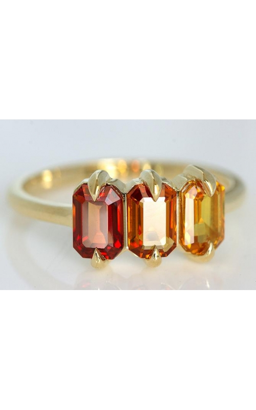 Elizabeth Street Colored Stone Rings  -  Women's ESR70-RYT product image