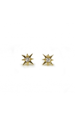 LA Kaiser Colored Stone Earrings E130-159 product image