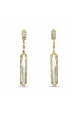 Brevani Colored Stone Earrings E4135 product image
