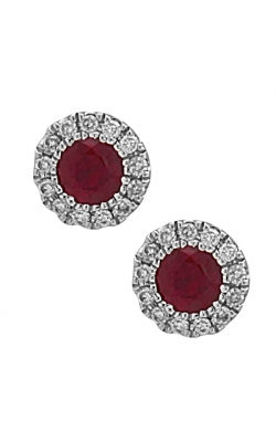 Bassali Jewelry Colored Stone Earrings ER9848WDR product image