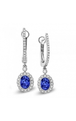 Stanton Color Colored Stone Earrings 08521-HBS-14k product image
