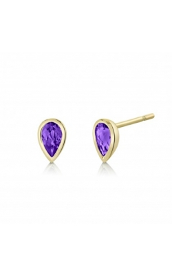 Stanton Color Colored Stone Earrings 20620-EAM/14K product image