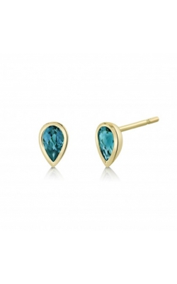 Stanton Color Colored Stone Earrings 20620-ELB/14K product image