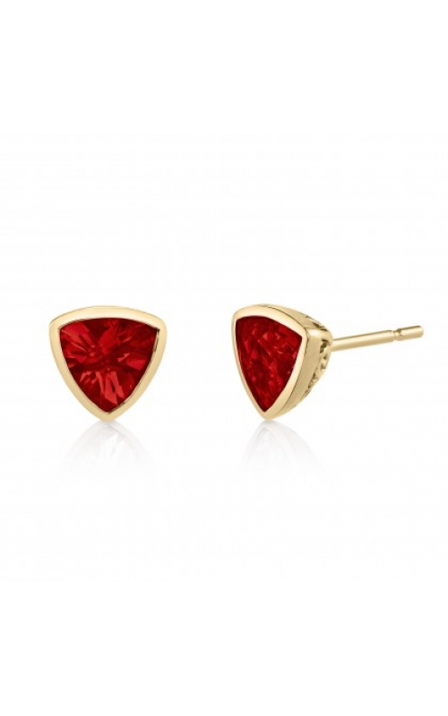 Stanton Color Colored Stone Earrings 20820-3-EGA/14K product image