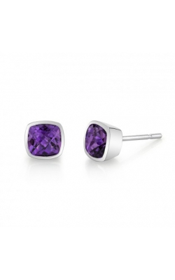 Stanton Color Colored Stone Earrings 32011-3-EAM/14K product image
