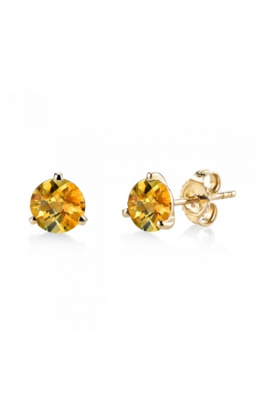Stanton Color Colored Stone Earrings 29560-ECI-14K product image