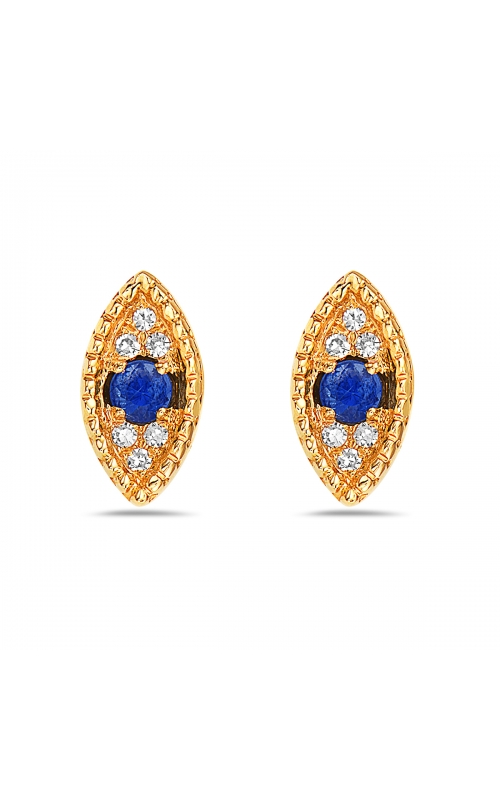 Bassali Jewelry Colored Stone Earrings ER12862DS product image