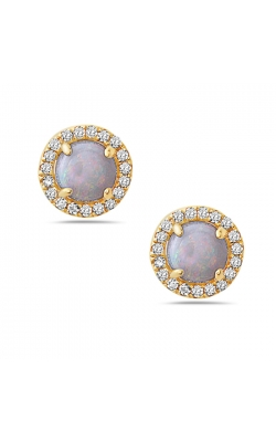 Bassali Jewelry Colored Stone Earrings ER12250DOP product image