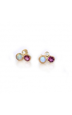 LA Kaiser Colored Stone Earrings FE-2006 product image