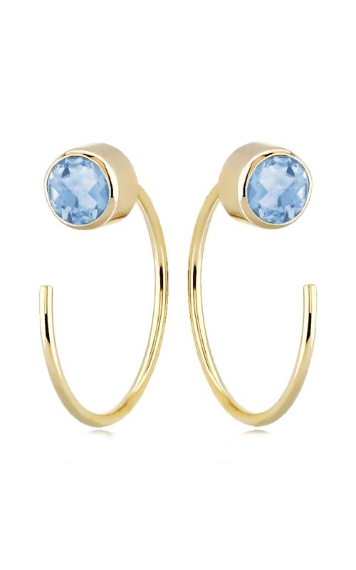 Carla/Nancy B Colored Stone Earrings 14346-03 product image