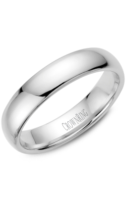 Crown Ring/Noam Carver Precious Metal (No Stones) Wedding Bands  -  Men's TDHPTN5 product image