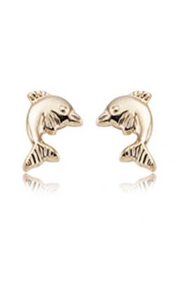 Carla/Nancy B Precious Metal (No Stones) Earrings 02/065 product image