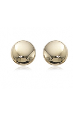 Carla/Nancy B Precious Metal (No Stones) Earrings 1341 product image