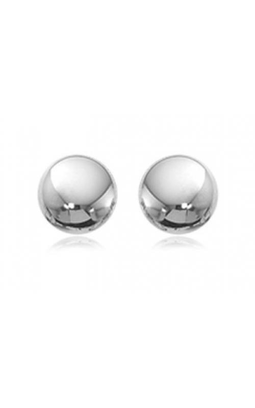 Carla/Nancy B Precious Metal (No Stones) Earrings 1339WG product image
